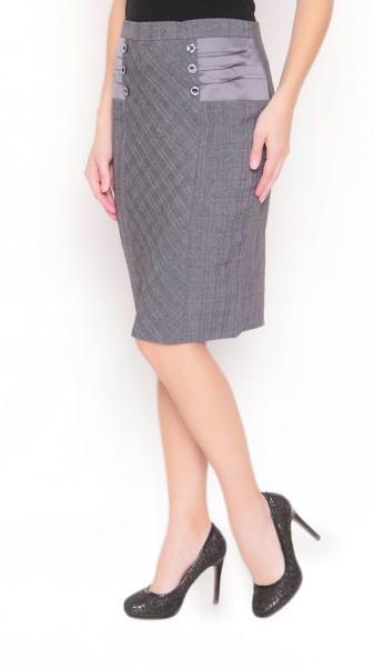 Длина юбки для чулок