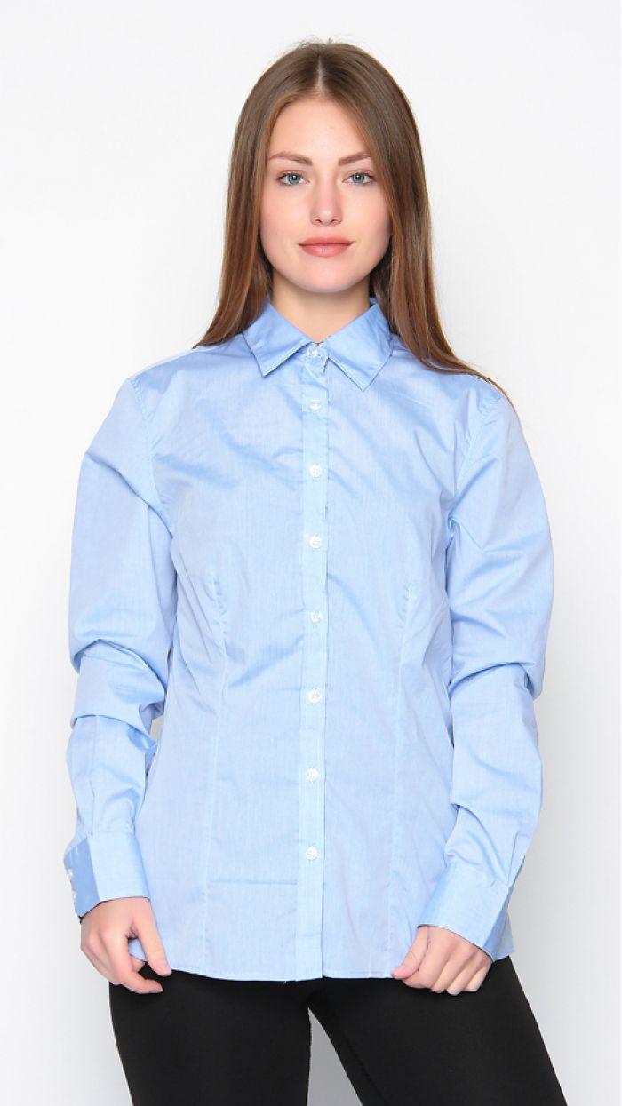 блузки рубашечного типа для полных фото