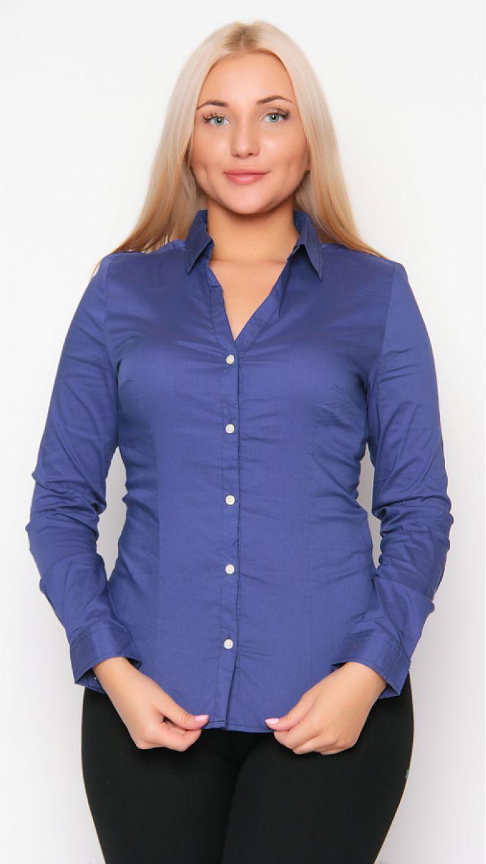 блузки рубашечного типа купить