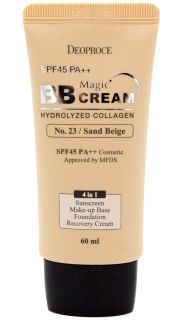 ВВ-крем DEOPROCE MAGIC BB CREAM SPF45 PA++ N  23  021300009 оптом.