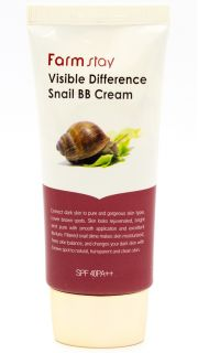 BB крем Farm Stay Visible Difference Snail BB Cream  021300014 оптом.