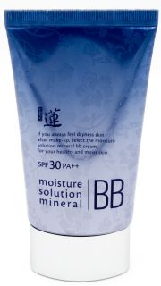 BB крем минеральный Lotus Moisture Solution Mineral BB Cream  021300017 оптом.