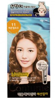 Краска для волос Confume Squid Ink Hair Color 11N-Lemon Yellow  022700031 оптом.