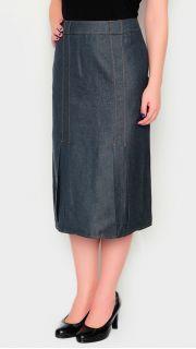 юбка средней длины с доставкой