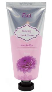 Крем для рук Роза Ekel Blowing Hand Cream shea butter  081000015 оптом.