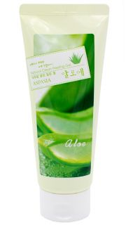 Пилинг-скатка для лица с экстрактом Алоэ Natural Clean Peeling Gel Aloe  082300055 оптом.