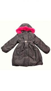 Пальто детское зимнее  087800001 оптом.